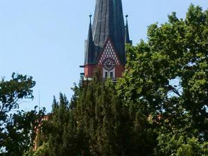 Kirchturm Wieren