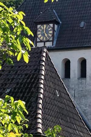Die Uhr von St. Nicolai